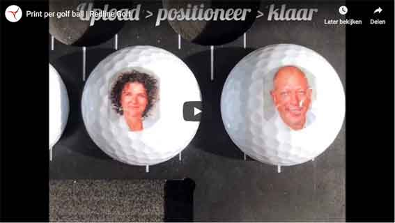 personal golf balls with photo